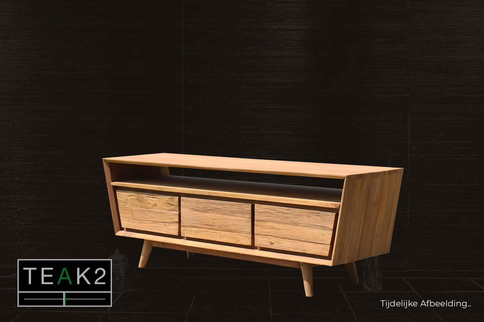 Scandinavisch Design Meubelen : Teak bersih tv retro tv meubel scandinavisch design in teak