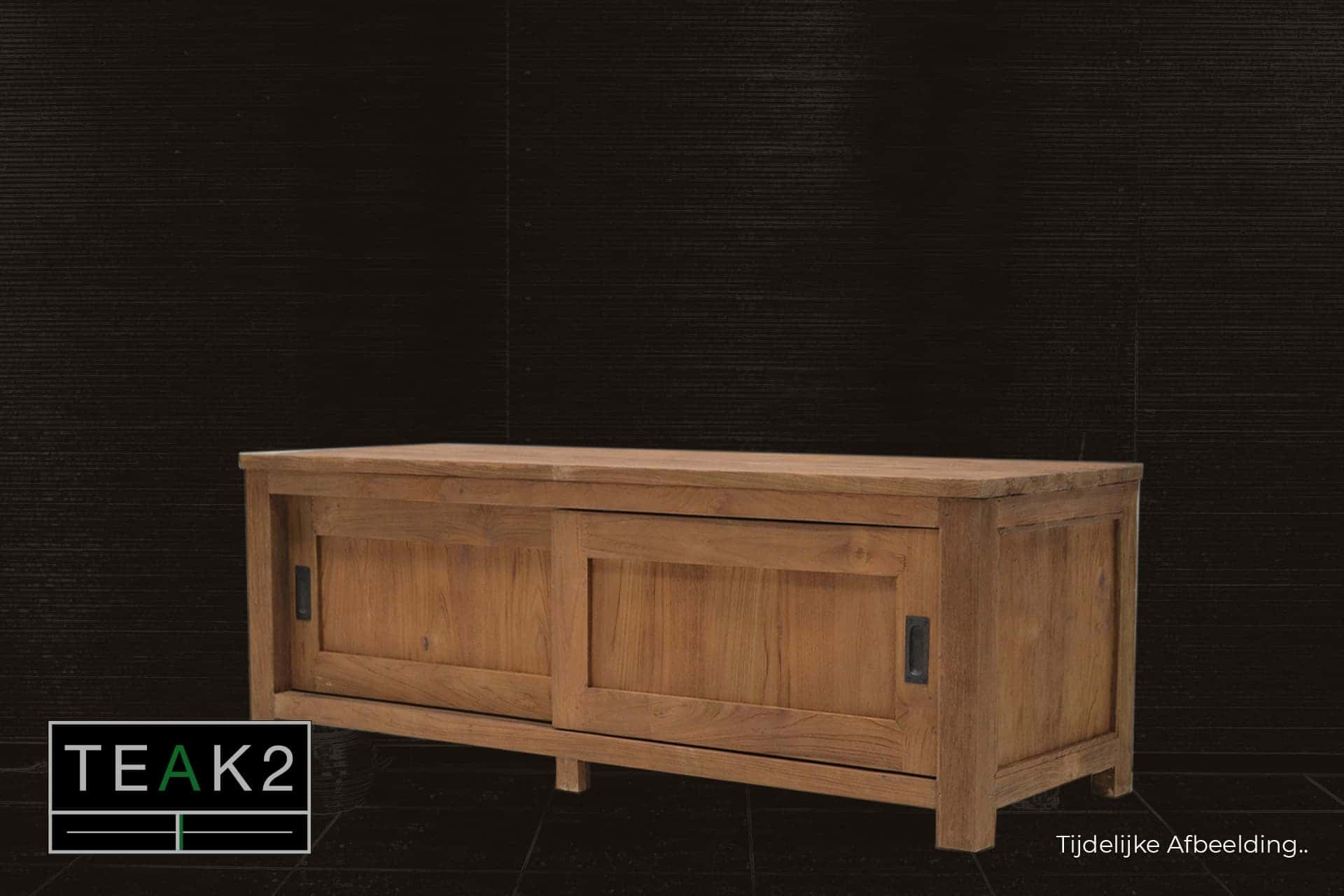 Teak Corak Tv100 240s Old