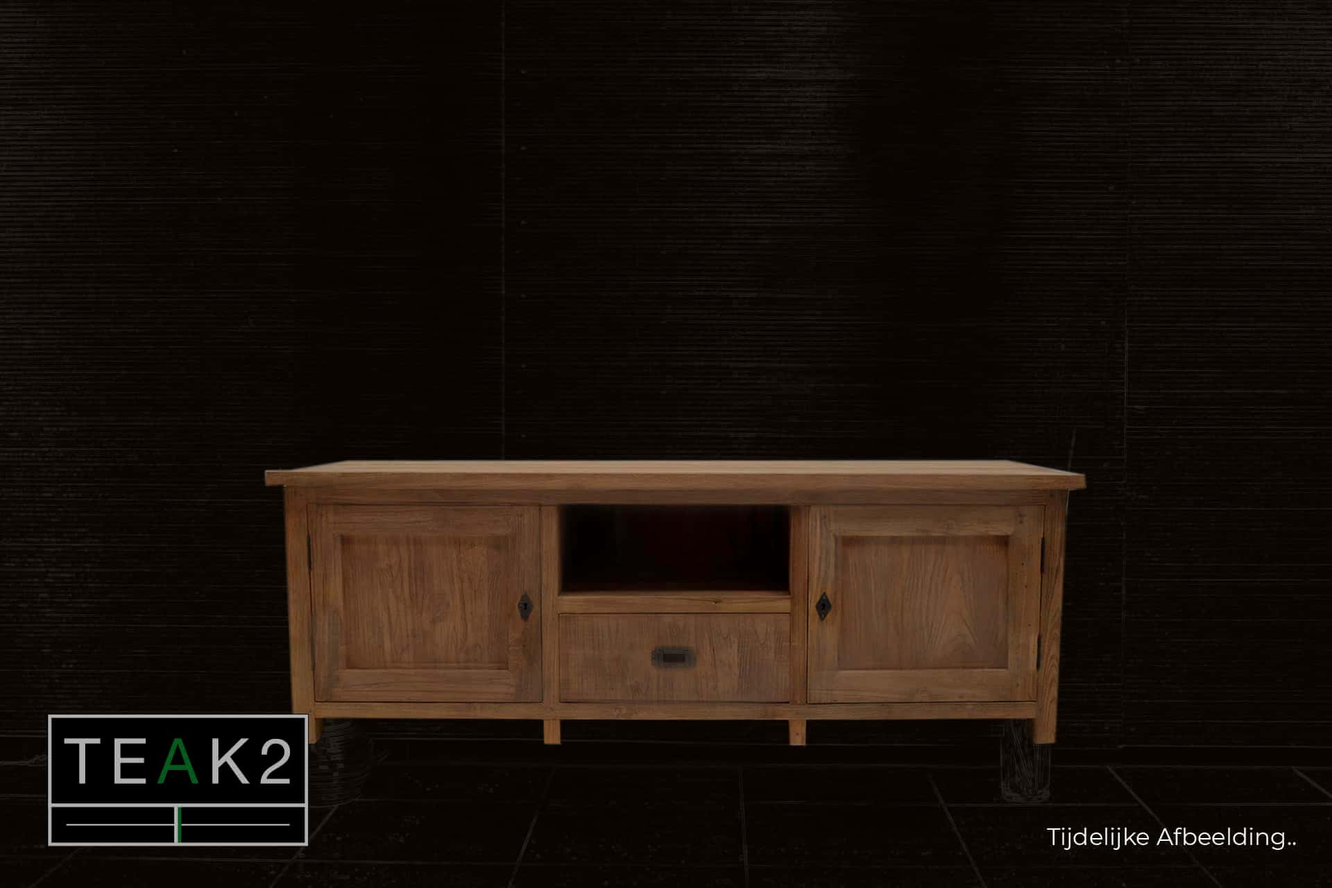 Teak Keluar Tv145 165l Old